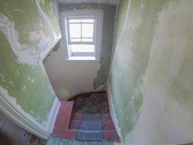 house diaries hallway